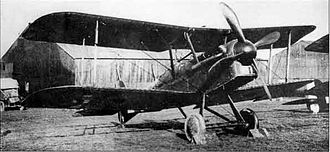 James McCudden - McCudden's personal S.E.5 (8491 G), 1918. The four blades had a spinner added from a German aircraft he shot down on 30 November 1917.