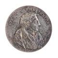 Medalj, 1817 - Skoklosters slott - 110762.tif