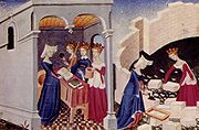 Picture from The Book of the City of Ladies