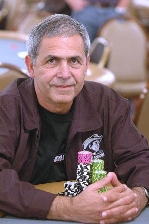 Mel Judah - Judah at the 2006 World Series of Poker