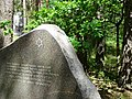 Memorial to Jewish Holocaust - Paneriai - Outside Vilnius - Lithuania - 05 (27806380466).jpg