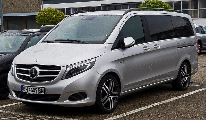 Mercedes Benz Metris Passenger Van