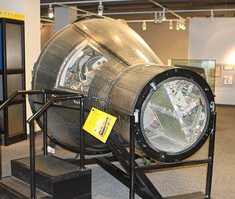 Mercury-Atlas 5 - Image: Mercury Atlas 5 display