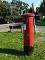 Merley, postbox No. BH21 85, Oakley Hill - geograph.org.uk - 975201.jpg