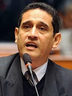 Mesías Guevara Peruvian politician