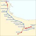 Metro Alger - Plan Ligne 1.png