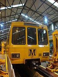 Metrocar 4027, Tyne and Wear Metro depot open day, 8 August 2010 (1).jpg