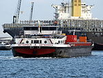 Metropolis (ship, 2009) - ENI 06105155, Port of Antwerp pic2.JPG