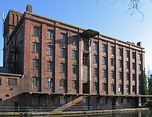Mexborough - Image: Mexborough former BBCS Bakery