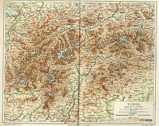 Ufficio Per Le Zone Di Confine : Storia dell alto adige wikipedia