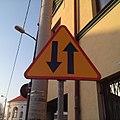 Międzyrzec-Podlaski-road-sign-A-20-180410.jpg