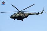 Mi-171Sh helicopter used by Bangladesh Air Force (20).png