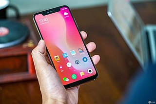 Xiaomi Mi 8 2018 smartphone by Xiaomi