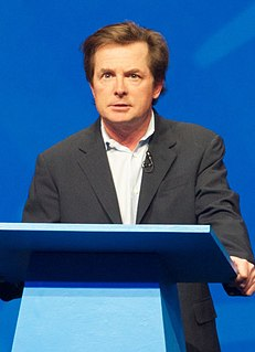 Michael J. Fox Canadian-American actor