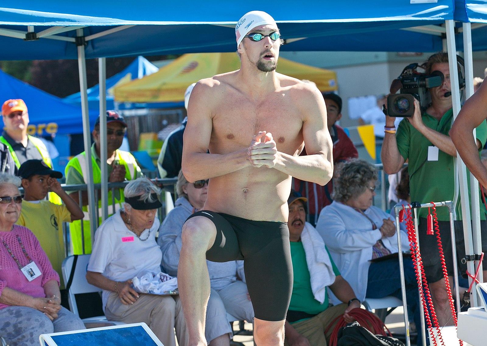 23-voudig olympisch kampioen Michael Phelps maakt in 2021 debuut op Ironman triatlon