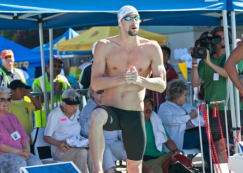 File:Michael Phelps before race (6404087871).jpg