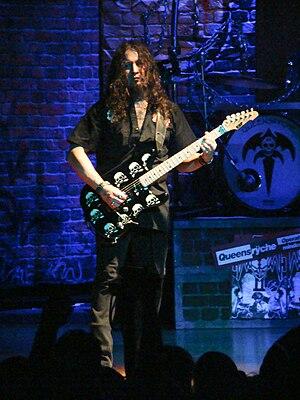 Michael Wilton - Michael Wilton performing live.
