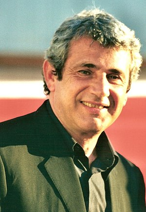 Michel Boujenah - Boujenah at the 2002 Cannes Film Festival in Cannes, France.