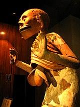 Mictlantecuhtli. Museo del Templo Mayor. Ciudad de México