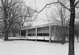 Mies van der Rohe photo Farnsworth House Plano USA 2.jpg