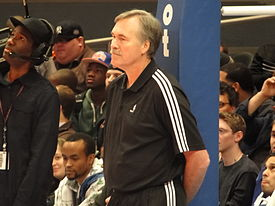 Mike D'Antoni Knicks open practice.jpg