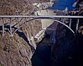 Mike O'Callaghan-Pat Tillman Memorial Bridge, Hoover Dam 2010-10-12.jpg