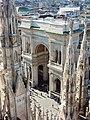 Milano - Scorcio della Galleria Vittorio Emanuele II.jpg
