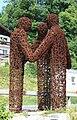 """Millstatt - Skulptur """"Kärntens drei Kulturen"""".jpg"""