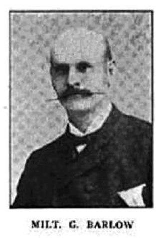 Milt G. Barlow - Monarchs of Minstrelsy pub. 1911