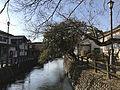 Minami-Shinkawa River from Nakayoshibashi Bridge in Chikugo-Yoshii Area.jpg