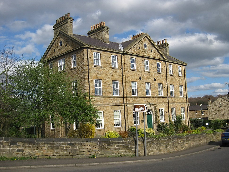 Miners Lodging House Elsecar March 2017