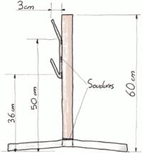 Mini-pied de réparation vélo - 05 Schéma pied.png