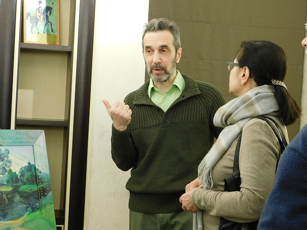 Minima gallery opening (Green collisions; 2018-12-01) 15.jpg