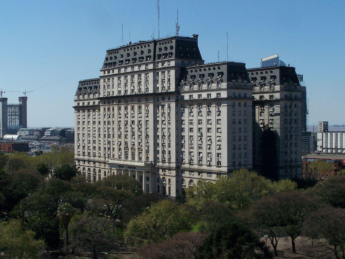 Ministerio de defensa argentina wikipedia la for Ministerio del interior argentina