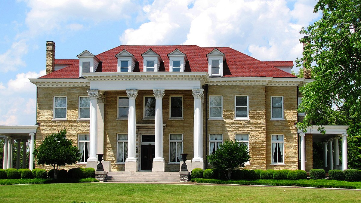 Mitchell house lebanon tennessee wikipedia for Mitchell homes price list