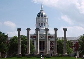 University of Missouri at Columbia