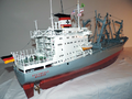 Model of the DDG-Hansa training and heavy Lift ship Sturmfels.png