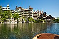 Mohonk Mountain House 2011 Guest Rooms Seen From Boat 1 FRD 3358.jpg