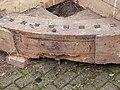 Molen De Korenbloem, Kortgene, bovenwiel detail (2).jpg