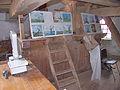 Molen De Prins van Oranje, Bredevoort maalstoel (1).jpg