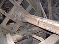 Molen Turmwindmühle Werth bovenwiel.jpg