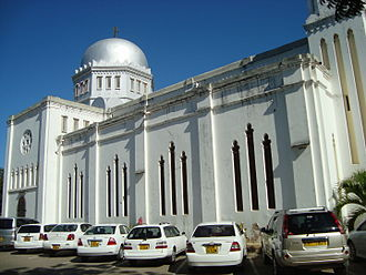 Anglican Church of Kenya - Image: Mombasa Anglican Church