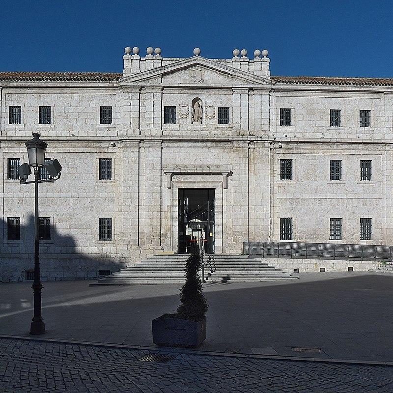 Monasterio de San Benito el Real (Valladolid). Portería Real.jpg