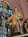 Mondsee Kirche - Hochaltar St.Stefan.jpg