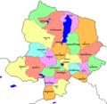 Mongolia Khovsgol sum map mk.png