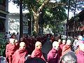Monks at Mahagandhayon Monastery, Amarapura, Mandalay c70.jpg