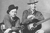 Bill and Charlie Monroe, 1936.