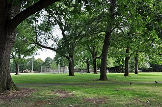 Montavilla, Portland, Oregon - Montavilla Park
