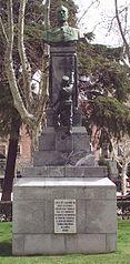 Monumento a Ángel Melgar