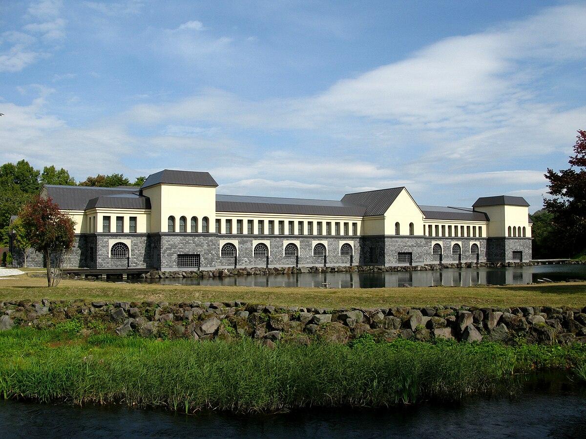 諸橋近代美術館 - Wikipedia